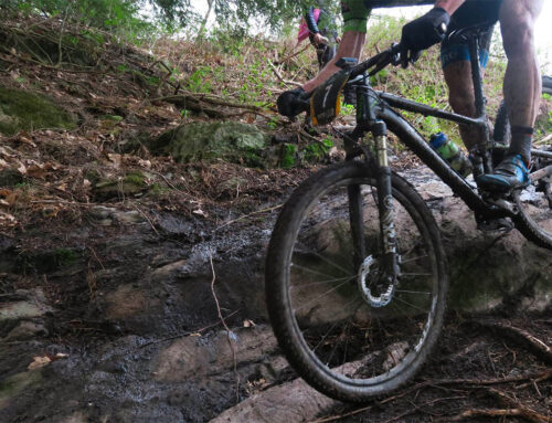 Intermediate MTB Skills Clinic