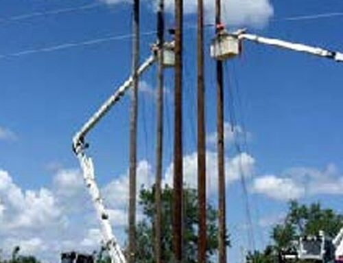 VELCO Project on Powerlines