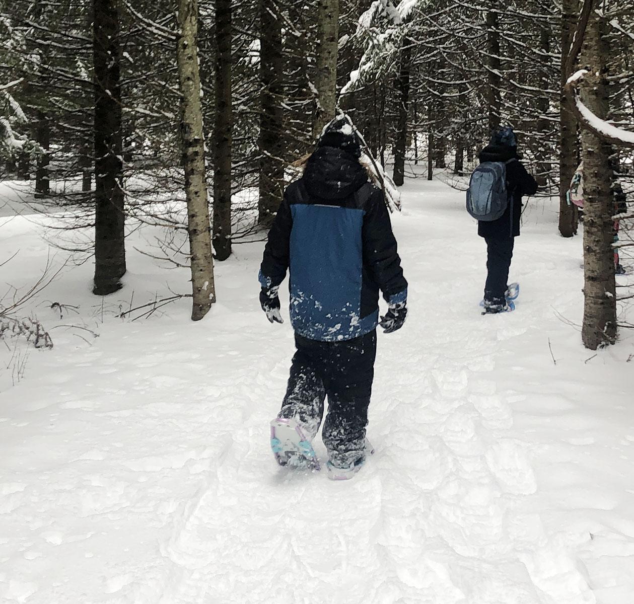 Snow School at Catamount
