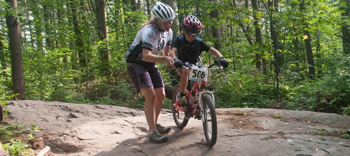 Catamount Outdoor Kids Summer Mountain Bike Camp